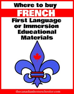 French Language Education Materials