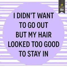 #hair #blowout #drybar #quote