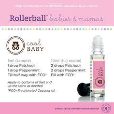 Cool Baby :: Rollerball Babies & Mamas Make & Take Workshop Kit…