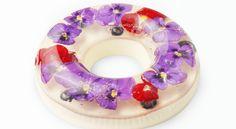 花のババロア havaro エディブルフラワー(食べれるお花)のババロア専門店 東京土産や母の日のカーネーションとしてもピッタリ