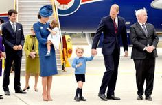 Prince George Snubs High-Five From Canadian Minister (Video)    Prince George of Cambridge rejected a high-five from Canadian Prime Minister Justin Trudeau shortly after he arrived in Canada with his parents Prince William and Duchess Kate and sister Princess Charlotte for their family tour.  The Canadian prime minister was trying to greet the 3 year old when he simply shook his head no. Even as the PM tried to joke around with him change it up and give him a low-five instead Prince George…