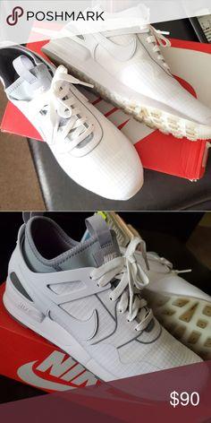 Details about Nike Air Pegasus '89 Premium IridescentWhite Wmns Sz: 10 US 844889 100 Rare