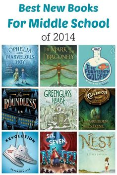 Love so many of these...Ophelia, the Fourteenth Goldfish, Copernicus, Greenglass House...great list.