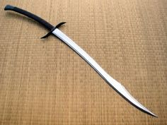 Two handed scimitar