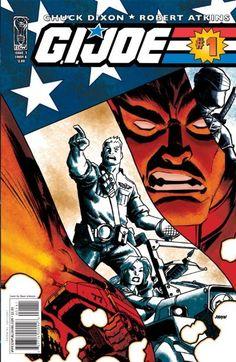 Check out G.I. Joe #1 on @comixology