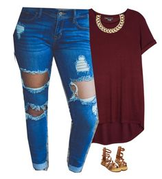 """""""Untitled #732"""" by prettygirlnunu ❤ liked on Polyvore featuring Vince and Club Manhattan"""
