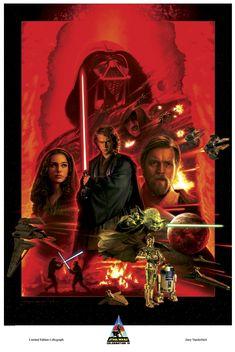 Star Wars Celebration IV by Jerry Vanderstelt