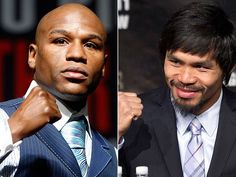 Finally: Floyd Mayweather, Manny Pacquiao to fight May 2