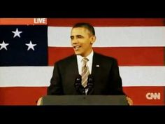 Try not to smile as you watch the President sing a few bars