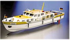 Robbe Bussard River Boat 1:20 Scale Model Kit - Almost Ready to Run - available from Hobbies, the UK's favourite online hobby store!
