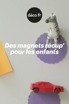 Dans la cuisine, rien de tel que des magnets sur le frigo pour amener un peu de vie et de gaieté ! Et si vous avez envie de vous occuper intelligemment avec vos enfants, sachez qu'avec quelques figurines et des bandes magnétiques, vous pouvez facilement créer des magnets vous-même. C'est à vous !