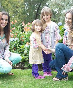 #verano#Elena Urrutia#niñas#mujeres#camisas#pantalones#colorespalidos