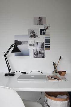 Workspace moodboard. #SiennaNorth