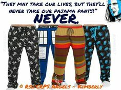 Love it!  *dr. who!*