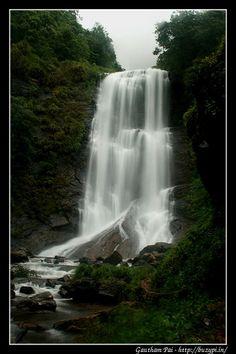 Hebbe Falls, India
