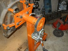Rotator for engine stand | The H.A.M.B.