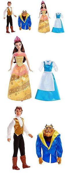 Beauty and the Beast 44033: Disney Beauty And The Beast Transforming Gift Set -> BUY IT NOW ONLY: $44.39 on eBay!