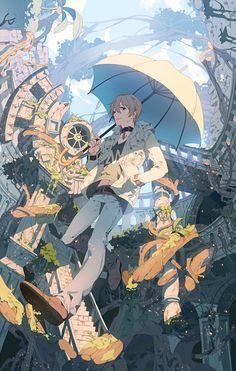 Marvelous Learn To Draw Manga Ideas. Exquisite Learn To Draw Manga Ideas. Manga Anime, Anime Boys, Anime Boy Drawing, Desu Desu, Natsume Yuujinchou, Image Manga, Fan Art, Anime Scenery, Art Graphique