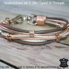 das Original Hundehalsband mit Ohr-Tunnel made in Colgne by Gabi Weisner