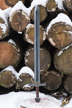 Schwert Kreuzritter 100 cm