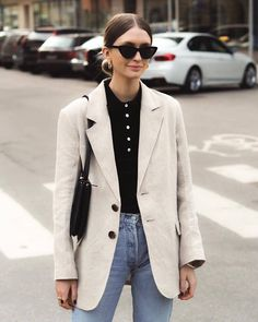 5 City Outfits For Spring