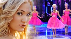 Carrie Underwood, Kristin Chenoweth & Christina Applegate Perform 60's Medley & Dance Number