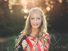 SENIOR GIRL | SENIOR PORTRAITS | AMERICAN FLAG | CHELSEA ATKINS PHOTOGRAPHY | WWW.CHELSEAATKINSPHOTOGRAPHY.COM