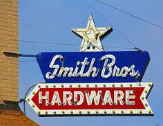 Smith Brothers Hardware - Raytown, MI - by Bob Travaglione