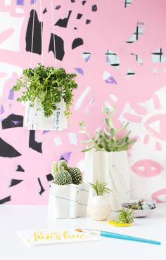 Roundup: 15 DIY Decor Projects for $10 or less