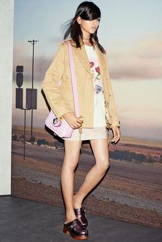 Coach collection printemps-été 2015 #mode #fashion