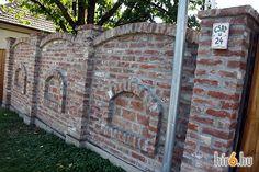 épített kerítés - Google keresés