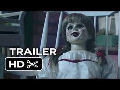 ▶ Annabelle Official Teaser Trailer #1 (2014) - Horror Movie HD - YouTube