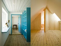 One last summerhouse    NordicDesign I like the shelves