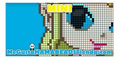 Princesa Zelda hama beads mini