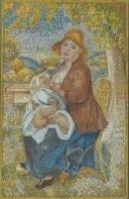 La+signora+Renoir+con+il+figlio+Pierre