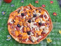 Pizza Calzone şi Pizza Capriciosa ⋆ Dalida Cuisine