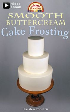 Buy Smooth Buttercream Cake Frosting: A step-by-step visual ebook with 30 minutes of video tutorials by Kristen Coniaris and Read this Book on Kobo's Free Apps. Discover Kobo's Vast Collection of Ebooks and Audiobooks Today - Over 4 Million Titles! Cake Filling Recipes, Frosting Recipes, Cake Recipes, Pastel Rectangular, Modeling Chocolate Recipes, Rectangle Cake, Piano Cakes, How To Stack Cakes, Cake Writing