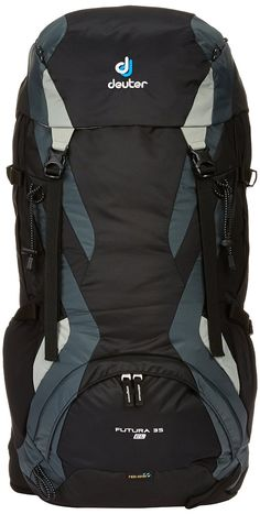 a36764728d Deuter Futura 35 EL Backpack BlackGranite   You can get additional details  at the image link. (This is an affiliate link). Outdoor Camping Gear