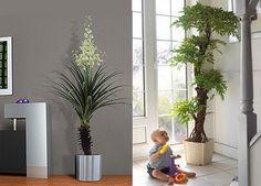 Un mundo lleno de vida en la decoración de la casa - Decoración de Interiores y Exteriores - EstiloyDeco