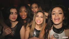 The way Lauren looked at Camila.. What happened to that?, what happened to that??