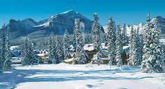 Lake Louise Ski,