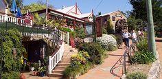 Montville Village, Glass House Mountains, Aus Beautiful place to visit . Beautiful Places To Visit, Wonderful Places, Places To See, Places Ive Been, Amazing Places, Montville Qld, Queensland Australia, Coast Australia, Christian Retreat