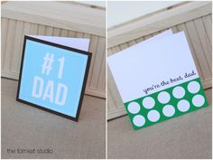 {HGTV} Free Printable Father's Day Cards!   The TomKat Studio