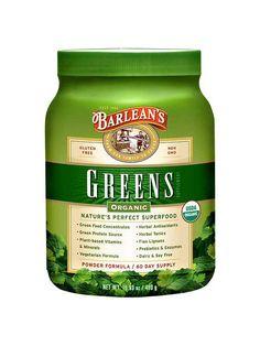 Powdered Greens