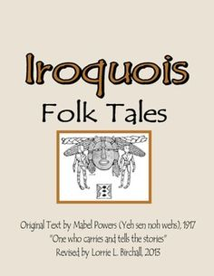 These 37 Iroquois folk tales are the perfect authentic text for guided reading groups. Each folk tale is 2-3 pages in length with 102 pages in total. $10.00