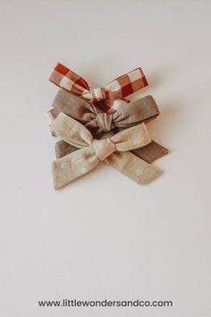 Buff School Girl Bow Linen Headbands Pig Tail Bows The AW 20201 Collection - Little Wonders Co. vintage hair accessories + baby goods made to inspire magical ✨ moments. Our bows are handcrafted in the US with an earthy vibe. | Shop www.littlewondersandco.com Baby Girl Bows, Girls Bows, Vintage Hair Accessories, Girls Accessories, Newborn Headbands, Baby Girl Headbands, Baby Goods, Making Hair Bows, Little Girl Fashion
