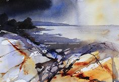 Pembrokeshire Coast Dusk #2