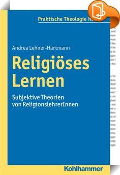 """Religiöses Lernen    ::  Jenseits von Lehrplänen und Bildungsreformen wird die Unterrichtspraxis vom Selbstverständnis und den Zielen der Lehrenden mitbestimmt. Welche """"subjektiven Theorien"""" von religiösem Lernen haben die Betreuungspersonen von ReferendarInnen? Die Betonung des """"Andersseins"""" von Religionsunterricht, die in der Untersuchung deutlich wird, birgt die Gefahr in sich, dass Religion und religiöses Lernen am Rand von Schule und schulischem Lernen angesiedelt wird. Das verlan..."""
