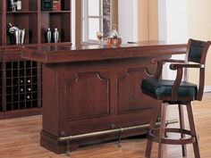 Traditional Cherry Finish Bar Unit w/Wine Rack Sink Drawers by Coaster Home Furnishings, http://www.amazon.com/dp/B0013Q13QA/ref=cm_sw_r_pi_dp_CLM.rb1ZXR5ZM