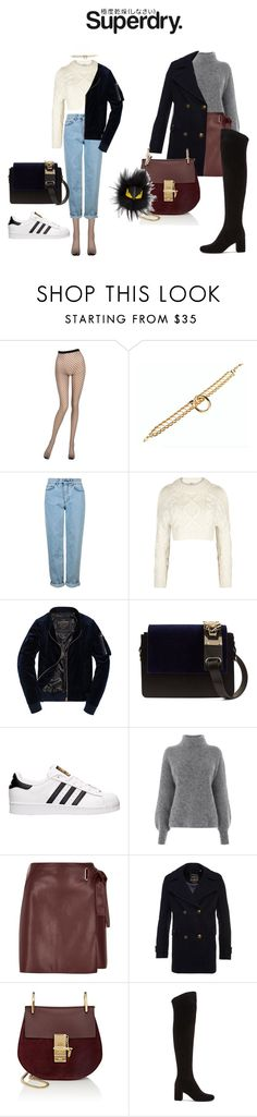 """""""The Cover Up – Jackets by Superdry: Contest Entry"""" by irabolohan-1 ❤ liked on Polyvore featuring La Perla, Superdry, Topshop, DKNY, Amey Martin, adidas, Warehouse, River Island, Chloé and Yves Saint Laurent"""